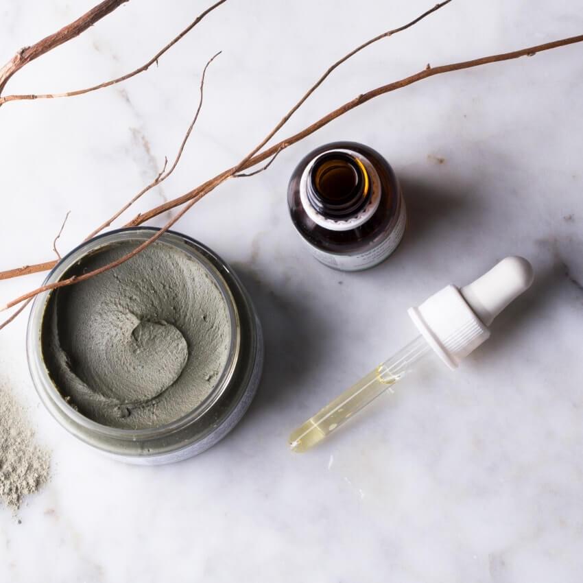 Argila para tratar a pele contra a acne e o envelhecimento – Parte II